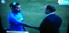 Twitter / MuraliVijayFC: Look Who congratulated @mvj888 ...