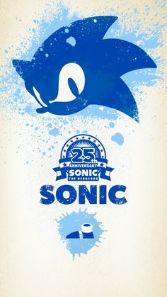 Some Sonic mobile wallpapers for 25th anniversary - Imgur