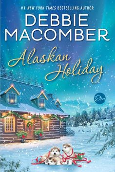Alaskan Holiday by Debbie Macomber. Debbie Macomber brings us to the Alaskan wilderness for a magical Christmas tale about finding love where it's least expected. Best Christmas Books, Christmas Tale, Magical Christmas, Cozy Christmas, Beautiful Christmas, Christmas Ideas, Beau Film, Debbie Macomber, Romance Novels