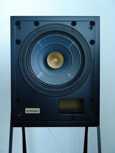 Open Baffle Speakers, Diy Speakers, Bookshelf Speakers, Stereo Speakers, Audiophile Speakers, Hifi Audio, Floor Standing Speakers, Speaker Box Design, Hi Fi System