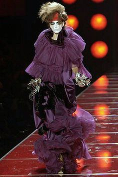 Dior Couture Spring 2003