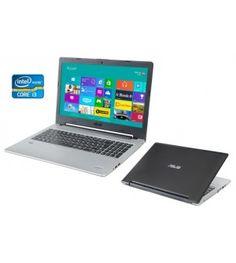 """Asus S56CM-XO250H Ultrabook 15,6"""" (39,6 cm) Intel Core i3 3217U 750 G - Ordinateurs portables Asus - Vente Privée"""
