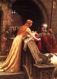 O amor cortês da época medieval era marcante,  gerando broches e peças que valorizavam o amor terreno.