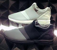 adidas Originals ZX Flux – Slip On & Mid