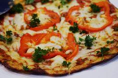 Syn Free Cauliflower Pizza - Slimming World Recipe