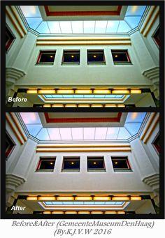 https://flic.kr/p/EnhFXN | Before & After: 5 | GemeenteMuseumDenHaag