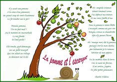 """Résultat de recherche d'images pour """"poemes pommes"""""""