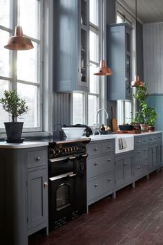 Ark Living country kitchen