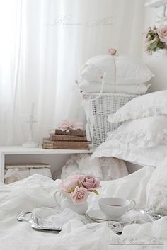 Shabby chic bedroom - ideasforho.me…