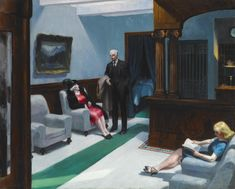 In a show devoted to American hotel and motel imagery from Edward Hopper and others, the Virginia Museum of Fine Arts is taking an extra step: re-creating a room from one famous painting and offering guests a chance to sleep in it. Gregory Crewdson, Museum Of Fine Arts, Art Museum, Indianapolis Museum, Indianapolis Indiana, Museum Hotel, Art Diary, John Singer Sargent, Poet