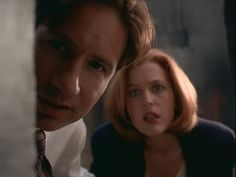 Mulder & Scully - mulder-and-scully Photo