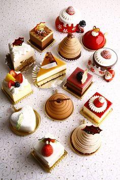 Risultati immagini per french pastries desserts