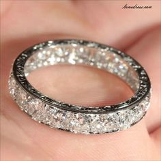 wedding ring wedding rings #DiamondEternityRings