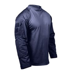 - 50% Nylon - 50% Cotton RIP-STOP sleeves - 60% Cotton - 40% Acrylic Chest & Back - Melting Point is rated to 230 degrees Fahrenheit - Moisture Wicking - Lightweight and breathable - Zippered sleeve s