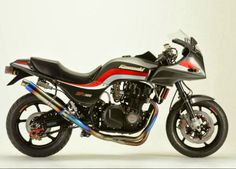 Kawasaki GPz 1100 Racing cafe