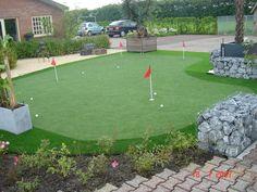 putting green de golf con cesped artificial #minigolfcespedartificial #artificial_golf #putting_green #golf #allgrass #europe