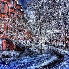 Fantastic photo of winter