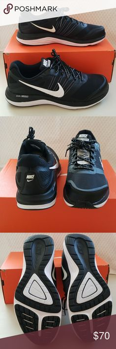 NWT Men's Nike New Nike Dual Fusion comfort and stability athletic shoes. Nike Shoes Athletic Shoes