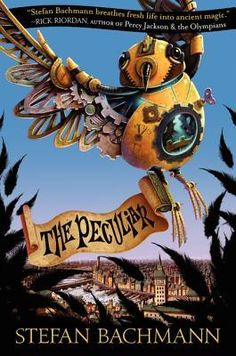 The Peculiar by Stefan Bachmann. So good. If you like Harry Potter, buy this book immediately.