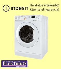 Indesit XWDA751680X W EU mosó-szárítógép