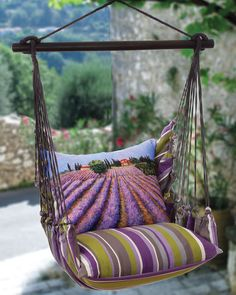 Hammock chair Hammock hanging chair hanging swing hanging seat Folsom XL with 2