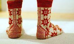 chaussettes bien chaudes