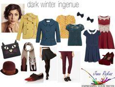 dark winter ingenue