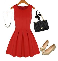 la oficina de las señoras faldas uniforme negro sin mangas de imágenes en las niñas falda corta de lycra pantalones cortos mini vestido de rojo