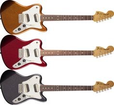 Fender reissues the Super-Sonic as part of its Pawn Shop series. I like the original Japanese Squiers too.