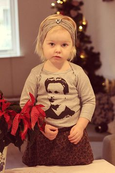 Vincas Kudirka baby onesie Lithuanian baby clothes by MONOFACES Baby Onesie, Onesies, Christmas Sweaters, Flower Girl Dresses, Faces, Tote Bag, Trending Outfits, Wedding Dresses, Clothes