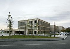HEC Paris MBA Building Chipperfield