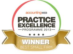 Winners of the Practice Excellence Awards 2013 - small firm
