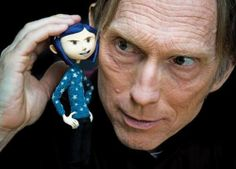 Henry Selick and Coraline.    Henry Selick, the director of James and the Giant Peach, The Nightmare Before Christmas and Coraline, has opened a new stop-motion studio called Cinderbiter, whose mandate is to make great, scary films for young 'uns with a small, tight-knit crew who watch each other's backs.  Cinderbiter's first production, a project called Shademaker, will include Eric Leighton and production designer Lou Romano, who was the art director of for Pixar's Up, Ratatouille and…