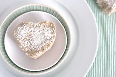 Skinny Six: Bananen-kokos 'cupcakes'