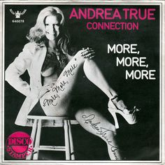 the late andrea true - Fantastic song.