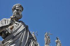 Saint Peter at the Vaticano  #TuscanyAgriturismoGiratola