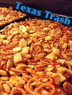 Texas Trash | Feeding This Family