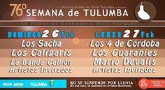 Así Somos: Los Caligaris llegan a Tulumba
