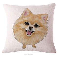 Cute Dog Pattern Pillow Case-pillow case-Tac City Goods Co. https://www.taccitygoods.com/products/cute-dog-pattern-pillow-case