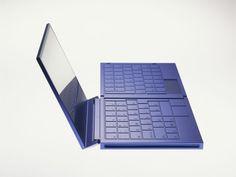 Mobile PC by Antenna studio for Fujitsu
