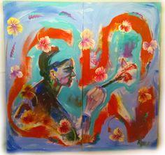 Inspiración Frida Khalo, $800 en https://ofelia.com.ar