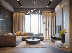 How to Arrange Living Room Furniture. Arrangement Ideas and Layouts for Living Rooms Classy Living Room, New Living Room, Living Room Modern, Living Room Interior, Living Room Designs, Apartment Interior, Apartment Design, Apartment Living, Interior Exterior