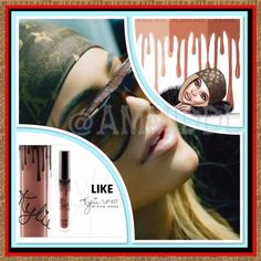 Kylie Gloss by Kylie Jenner - Like PRICE IS FIRMNO TRADES Contains: 1 Gloss (0.09 fl oz./oz. liq / 2.60ml)  Like is a warm mocha, warm brown beige.  This stay-in place lustrous soft focus gloss glides on smoothly & evenly to the lips leaving behind a luminous & voluminous effect. Delivers a long lasting brilliantly glossy end look.  Wear alone, with your favorite lip pencils or layer on top of lipsticks... Also pair with the Kylie Lip Kit for a bold, glossy look. Kylie Cosmetics Makeup Lip…