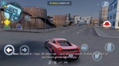 Spor Araba Çaldım - Gangstar Vegas