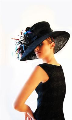 """Kentucky derby hat but for my """"hat bridal shower"""""""