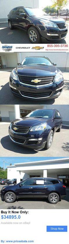 SUVs: Chevrolet: Traverse Fwd 4Dr Ls W/1Ls Fwd 4Dr Ls W/1Ls New Suv Automatic Gasoline Velvet BUY IT NOW ONLY: $34895.0 #priceabateSUVs OR #priceabate