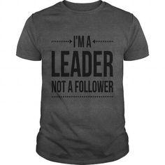 I'm A Leader Hoodies