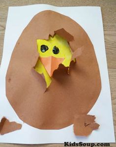 Chicken Life Cycle Activities and Crafts | KidsSoup