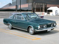 '65 Plymouth Barracuda