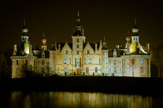 Kasteel van Ooidonk Cologne, Cathedral, Building, Travel, Pictures, Night, Viajes, Buildings, Cathedrals